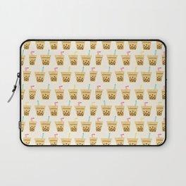 Milk Bubble Tea Laptop Sleeve