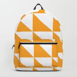 Geometric Pattern 01 Yellow Backpack