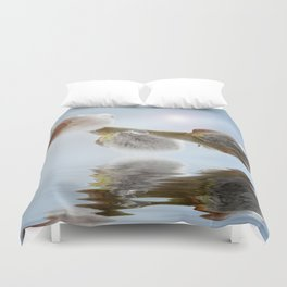 Pussy willow 0117 Duvet Cover