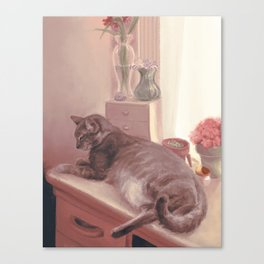 Speedpaint - Furburt Canvas Print