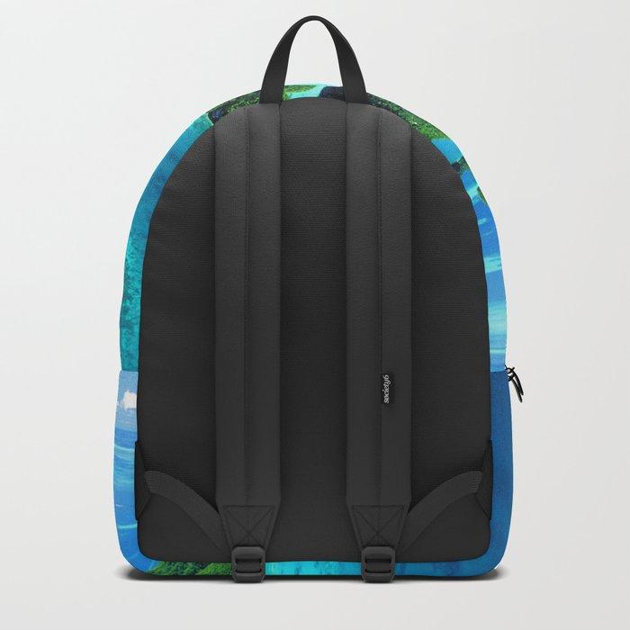 Palau Island Paradise Backpack