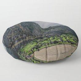 Khao Cheejan Mountain Floor Pillow