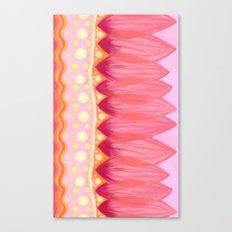 Lotus Petals Canvas Print