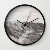 the 100 Wall Clocks featuring 100. by Beidan Shiu