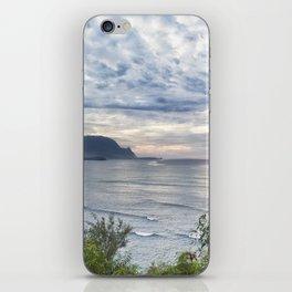 Hanalei Bay Sunset iPhone Skin