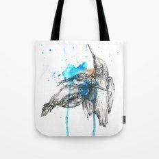 Kingfishers Tote Bag