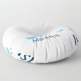 Islamorada - Florida. Floor Pillow