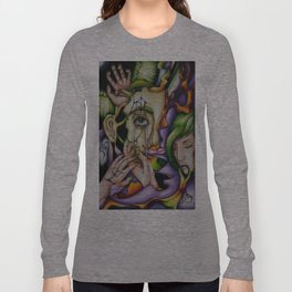 Don't See No Evil, Don't Speak No Evil, and Don't Hear No Evil Long Sleeve T-shirt