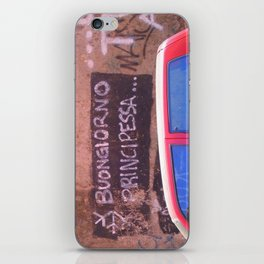 Principessa iPhone Skin