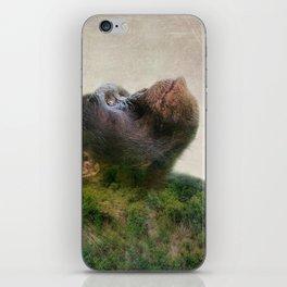 Jabari iPhone Skin