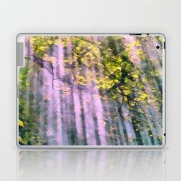 Forest light Laptop & iPad Skin