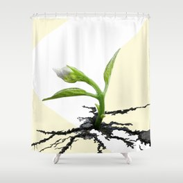 perseverance. Shower Curtain