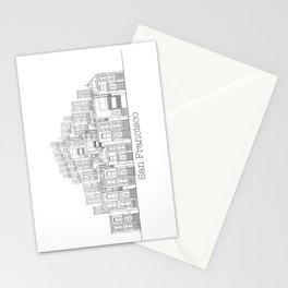 Untapped San Francisco Stationery Cards