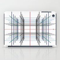 3d iPad Cases featuring 3D by Jerry Watkins