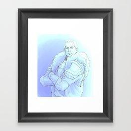 Commander Cullen Framed Art Print