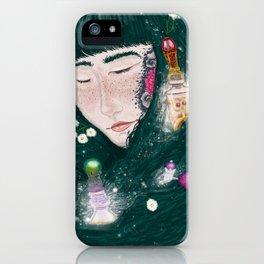 Hair Perfume iPhone Case
