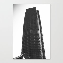 devon building Canvas Print