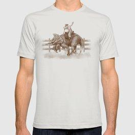 Dino Rodeo  T-shirt