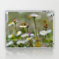 Hight mountains flowers Laptop & iPad Skin