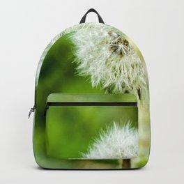 Puff Ball Backpack