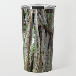 Beautiful Banyan Tree Travel Mug