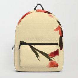Serena Gladiolus Botanical Backpack