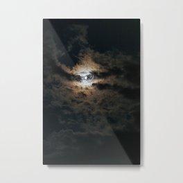 Lunar Eclipse July 2018 Metal Print