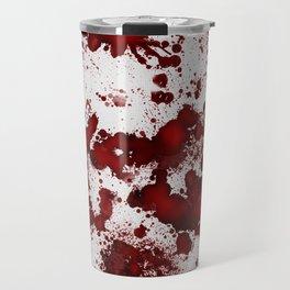 Blood Stains Travel Mug