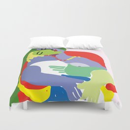 Picasso The Dream Duvet Cover