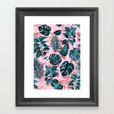 Tropical Garden III Framed Art Print