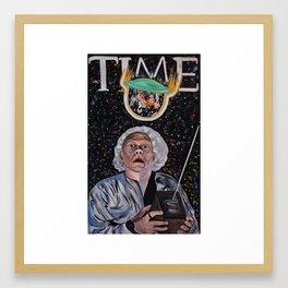 TIME Magazine Framed Art Print