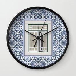 Rua de S. Paulo 220 Wall Clock