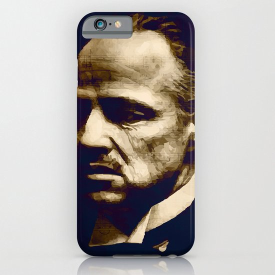 Godfather - I will make him an offer he can't refuse iPhone & iPod Case
