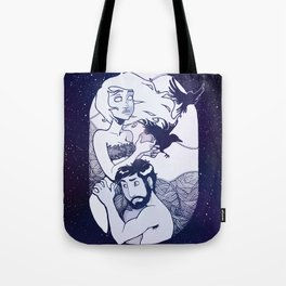 Secret/Prayer Tote Bag