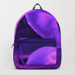 Purple Jellyfish Backpack
