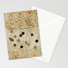 Love is Everlasting Stationery Cards