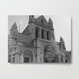 St. Anne's Cathedral, Belfast Metal Print