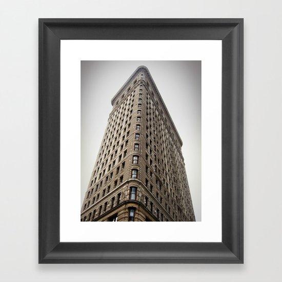 New York in 20 pics - Pic 11. Framed Art Print