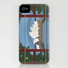 Sydney Harbour iPhone (4, 4s) Slim Case