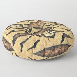 Silhouette Migrate Floor Pillow