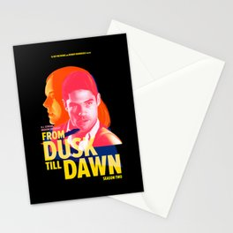 From Dusk Till Dawn II - Seth & Kate Stationery Cards