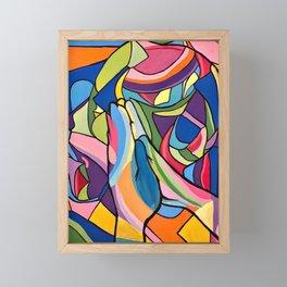 PRAY Framed Mini Art Print