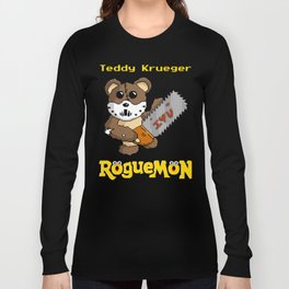 Teddy Krueger Long Sleeve T-shirt
