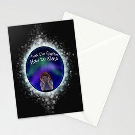 Insomnia Stationery Cards