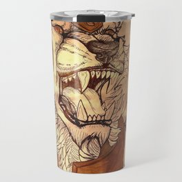 Kerberos Travel Mug