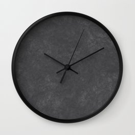 Gray textured background grey Wall Clock
