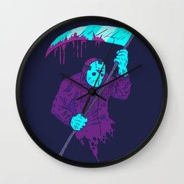 Reaper Jason Wall Clock