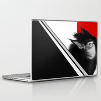 napoleon Laptop & iPad Skins featuring Napoleon! by David Bernal
