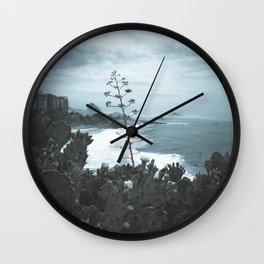 Arpoador Cold day Wall Clock