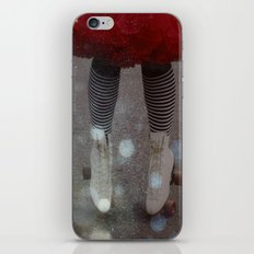 Left To My Own Devices iPhone & iPod Skin